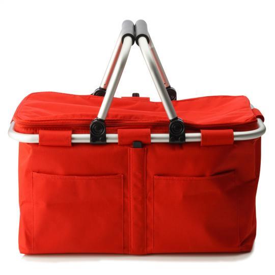 Cesta de compras vermelha 28 cm Maxwell Williams