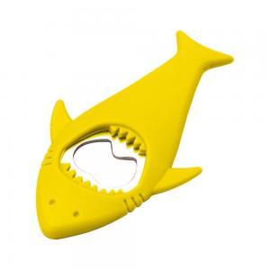 Abridor De Garrafa Tubarão Amarelo
