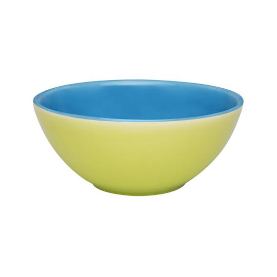 BOWL 600ML VERDE/AZUL OXFORD
