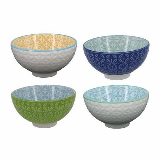 CONJUNTO 4 BOWLS COLOR BTC