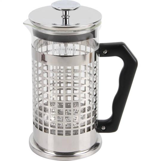 CAFETEIRA FRANCESA FRENCH PRESS TRENDY 1L BIALETTI