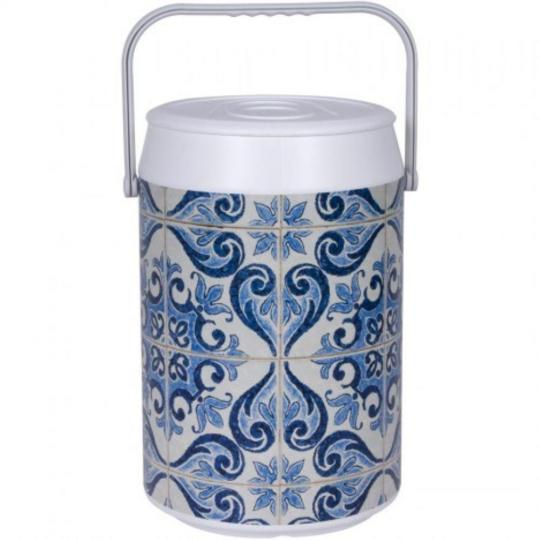 COOLER 42 LATAS CERAMICA MEXICANA ANABELL