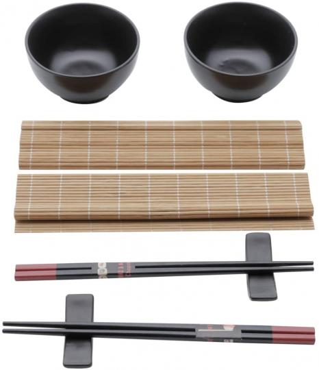 jogo japones 8 peças sushi toquio lyor
