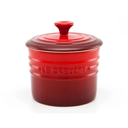 porta condimimento medio vermelho le creuset