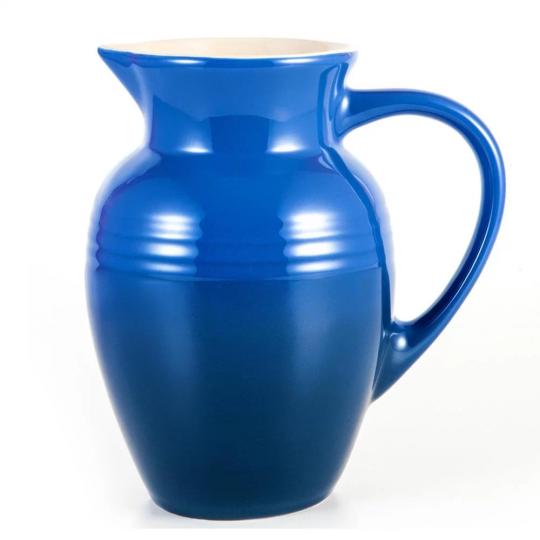 jarra azul marseille 600ml  le creuset
