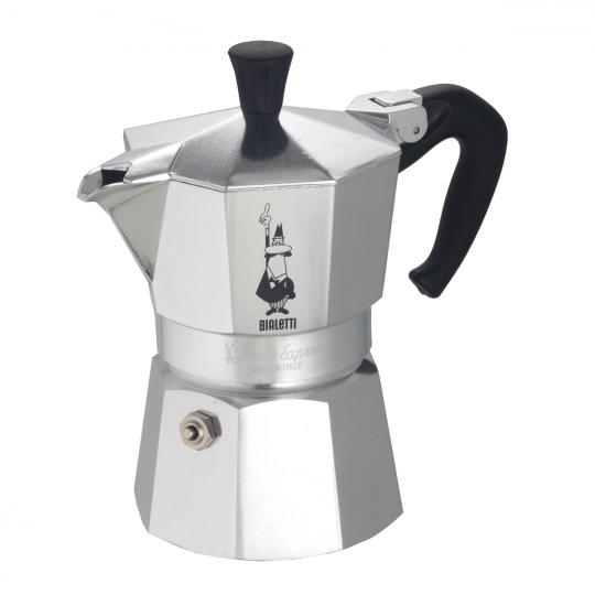 cafeteira nuova moka 1 xícara bialetti