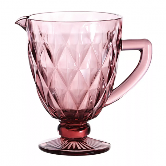 jarra diamond rosa 1l dynasty