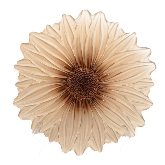 centro de mesa flor perola 22cm lhermitage