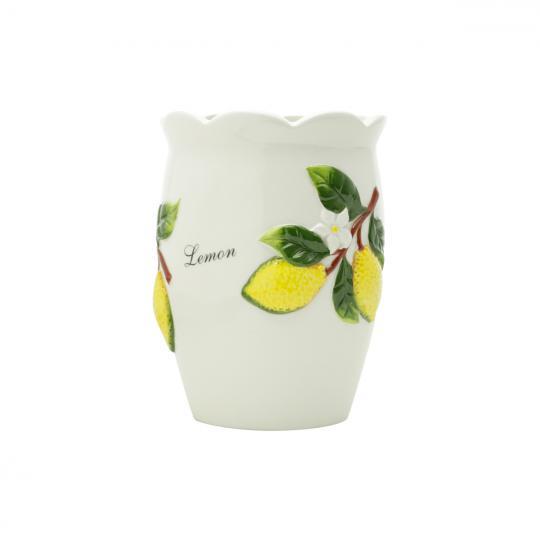 porta utensilios lemons