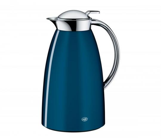 garrafa térmica gusto azul petróleo 1l alfi