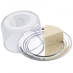 conjunto queijo 2 peças minas/ricota brinox