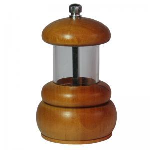 moedor de sal pequeno acrilico pepper mill