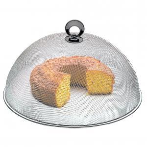 tela protetora para alimentos 25cm brinox