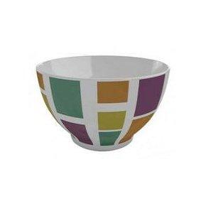 BOWL COLOR SQUARE 500ML  COZA