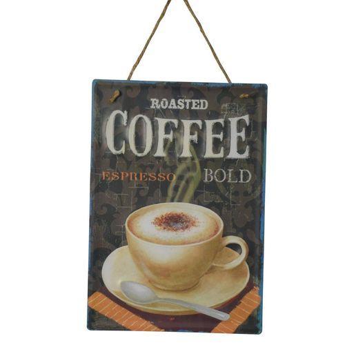 placa coffee espresso 28x40cm l hermitage //*