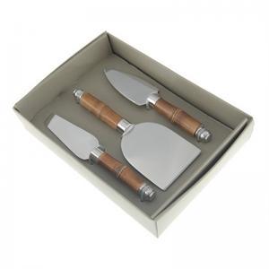 faca para queijo 3 peças craw