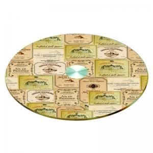 tabua para queijo redondo craw