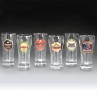 jogo de 6 copos cerveja pagodinho distel hmartin