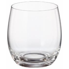 jogo 6 copos whisky pollo 410ml bohemia