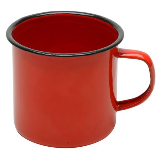 caneca agata vermelha 350ml lyor