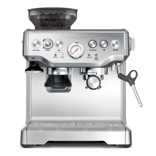 cafeteira aco inox express pro tramontina by breville