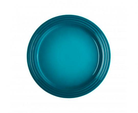 prato raso azul caribe 22cm le creuset
