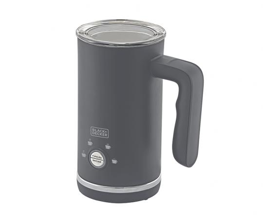 espumador de leite com 4 funções gourmand gris 600w 127v el500 black & decker