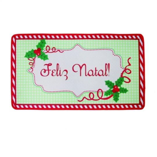 tapete feliz natal led musical natal
