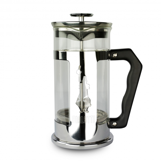 cafeteira french press preziosa 350ml bialetti