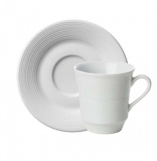 xícara de chá com pires saturno 200ml unidade schmidt