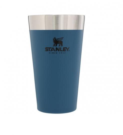 copo térmico sem tampa azul 473ml stanley