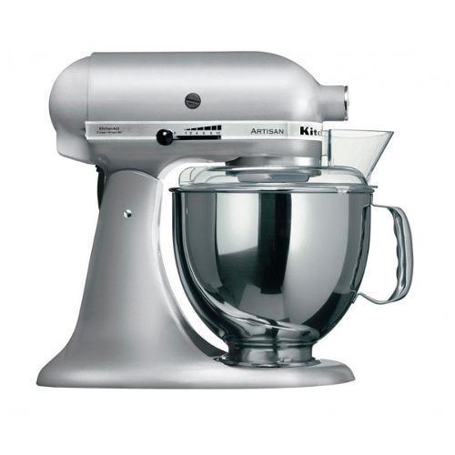 batedeira planetaria silver kitchenaid