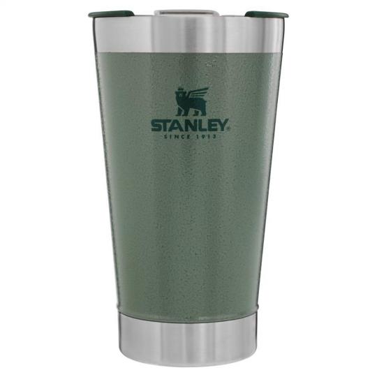 copo térmico com tampa verde 473ml stanley