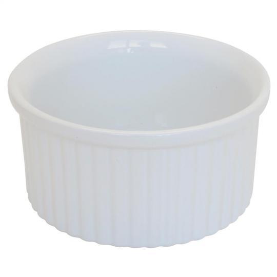 ramequin branco 8cm 100ml  mondoceram gourmet