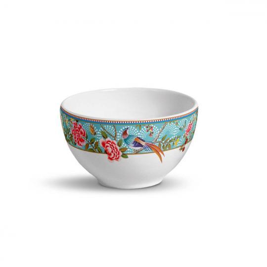 jogo de 06 bowls liso de cerâmica da linhanz flat faea da porto brasil
