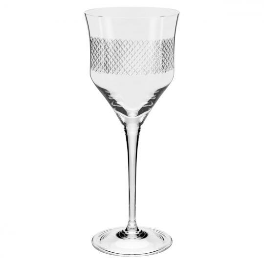 jogo 6 taças celeste vinho 280ml oxford
