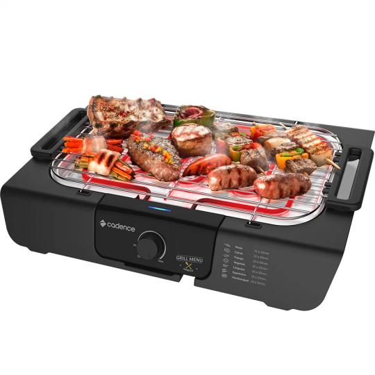 grill churrasqueira cadence