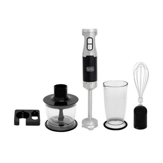 mixer fusion 600w mk600 black&decker