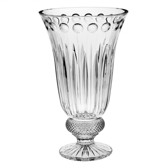vaso windsor cristal 20x33 cm bohemia